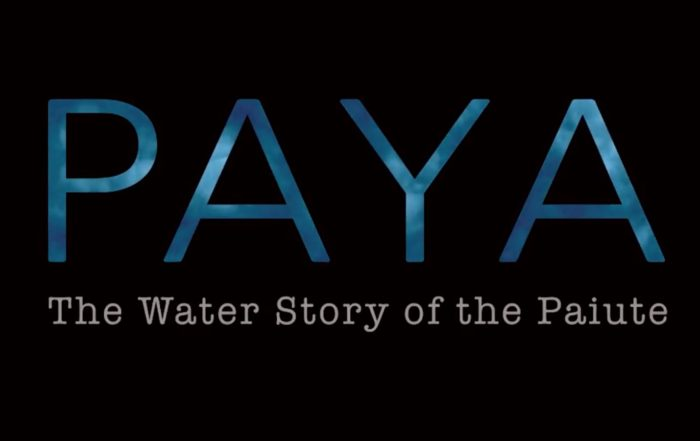 paya - the water story of the paiute