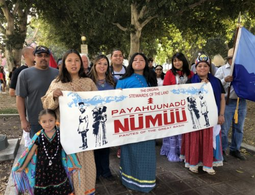 Indigenous People's Day – Los Angeles 2018